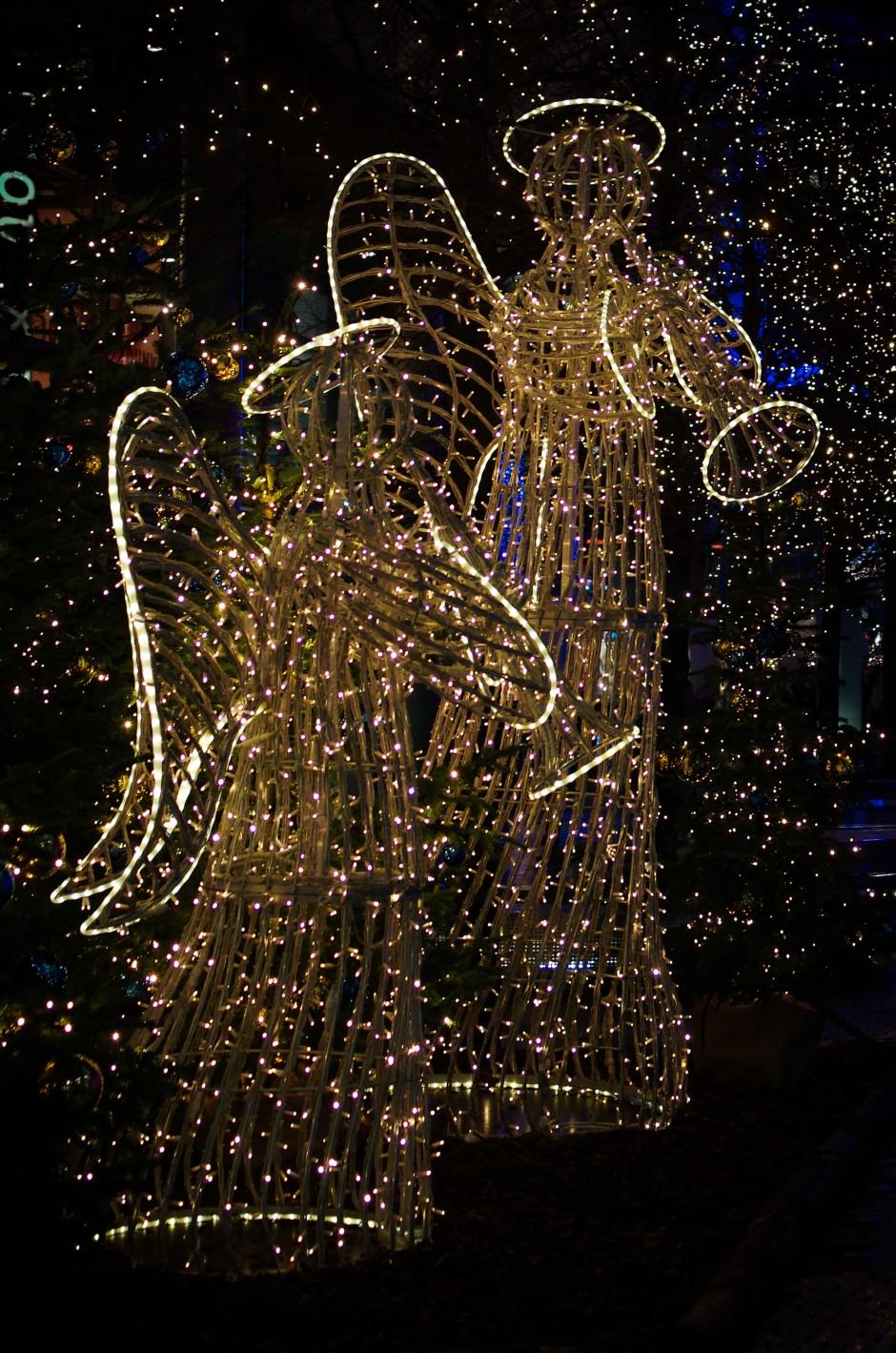 6967 Weihnachtsengel Potsdamer Platz 2013