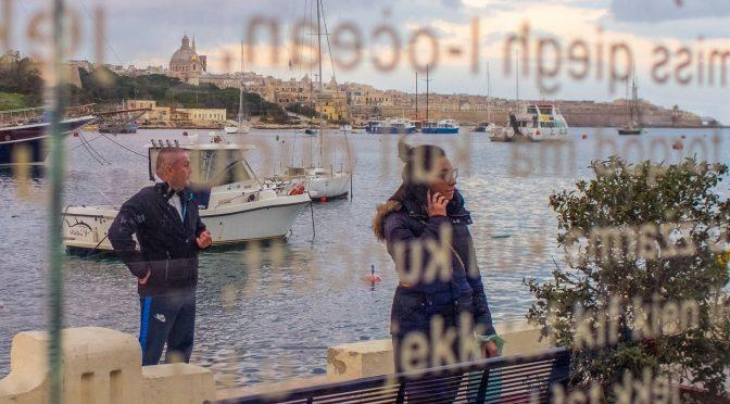 Bild von Hafen in Malta