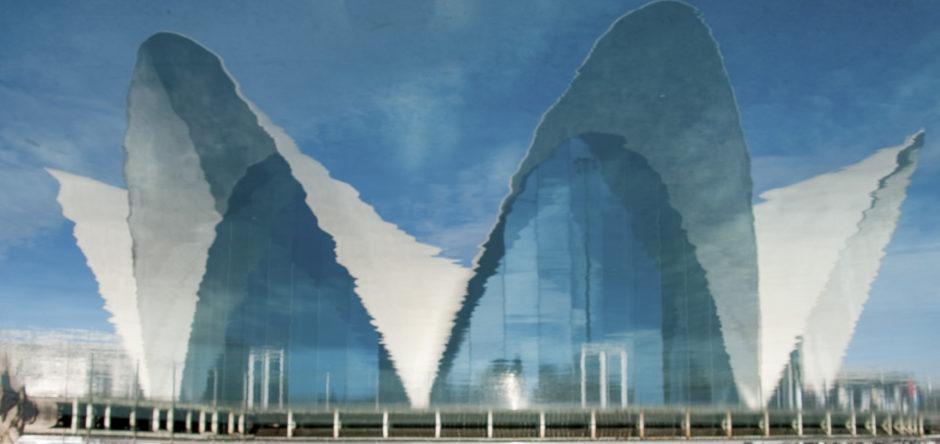 Bild vom Oceaneum in Valencia